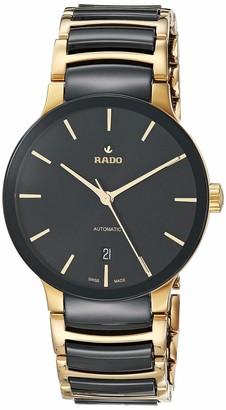 Rado Men's Centrix Stainless Steel Swiss Automatic Watch