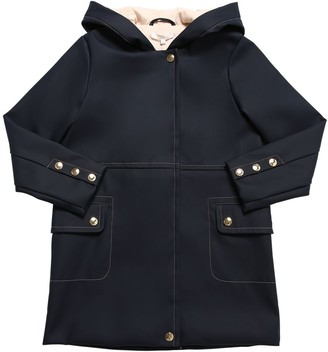 Chloé Coated Rain Coat