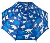 Hatley Navy Dino Print Umbrella