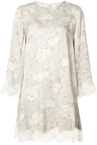 Zimmermann floral shirt dress - women - Viscose - 1