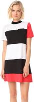 KENDALL + KYLIE Geo Striped Dress