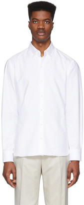 eidos White Oxford Shirt