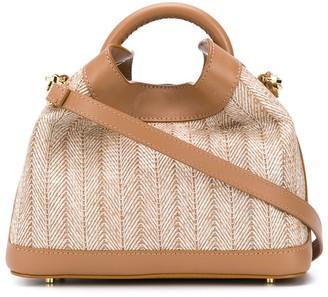 Elleme Woven-Effect Tote Bag