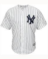 Majestic Men's New York Yankees Blank Replica Jersey