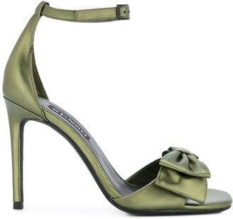 Senso Ursa bow sandals
