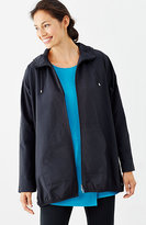J. Jill Pure Jill Hooded Windbreaker