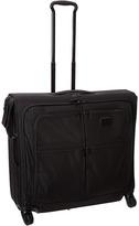 Tumi Alpha 2 - 4 Wheeled Extended Trip Garment Bag Luggage