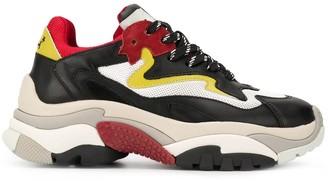 Ash Addict colour-block sneakers