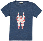 Simple Sale - Robot T-Shirt with Marl