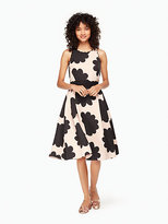 Kate Spade Petal stamp dress