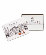 Rifle Paper Co. Global Greetings 12-Pack Note Cards - White