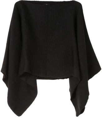 Voz Solid Crop Jumper