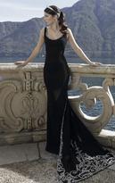 Tarik Ediz Sleeveless Long Dress 92843