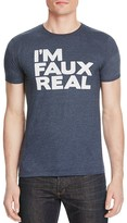 Body Rags I'm Faux Real Tee