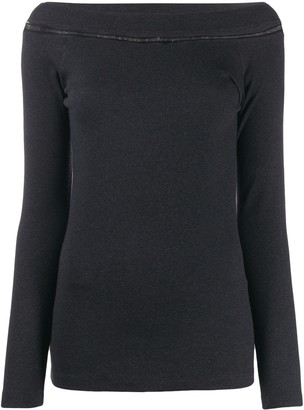 Brunello Cucinelli Off-The-Shoulder Top