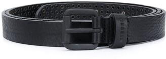 Diesel Stud Embellished Belt