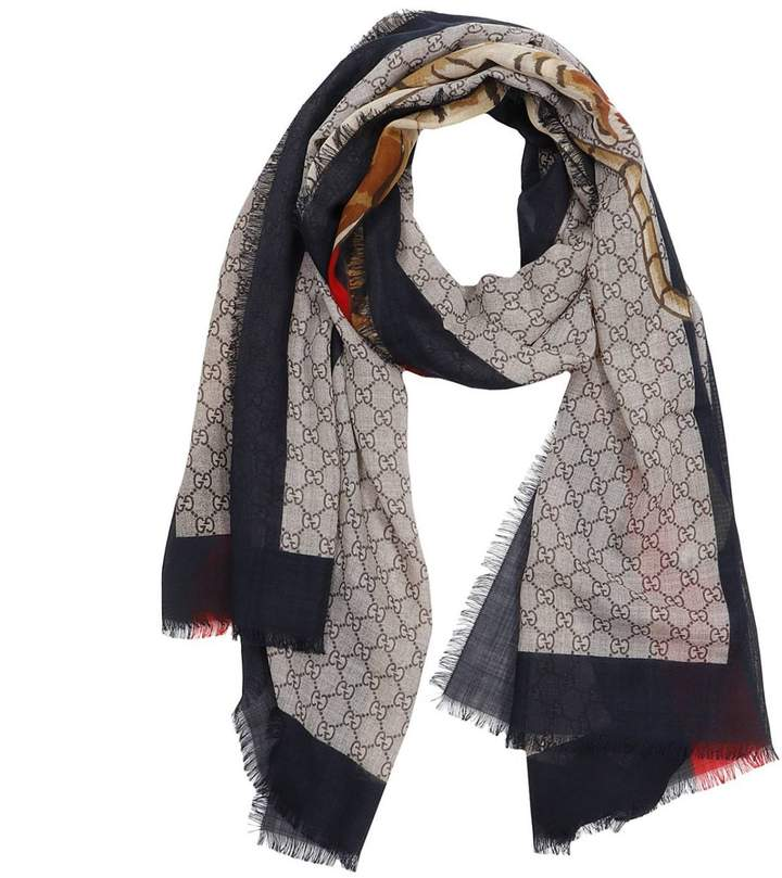 Gucci Scarf Scarf Men