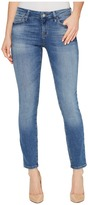 Mavi Jeans Alexa Ankle Mid-Rise Skinny in Mid Shaded Tribeca Women's Jeans