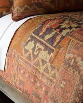 Pine Cone Hill Queen Anatolia Print Duvet Cover