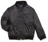 Ralph Lauren Ripstop Bomber Jacket, Size 2-4