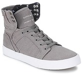 Supra SKYTOP Grey / White