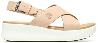 Timberland Los Angeles Wind Leather Sandals