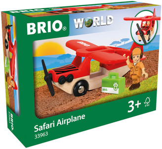 Brio Safari Airplane
