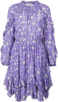 Ulla Johnson floral print peasant dress