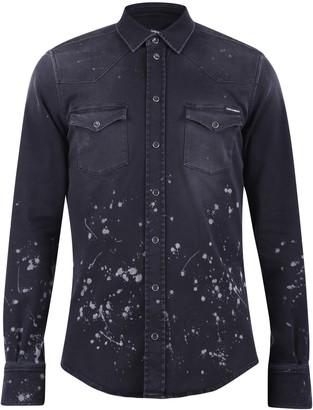 Dolce & Gabbana Paint Splatter Shirt