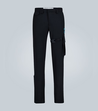 Off-White Formal cargo pants