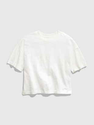 Gap Teen Organic Cotton Boxy T-Shirt