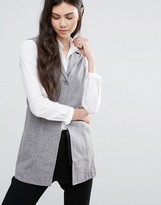 Madam Rage Sleeveless Blazer