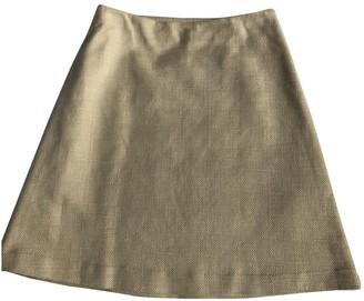 Tory Burch Ecru Cotton Skirt for Women