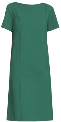 Lafayette 148 New York Easton Fundamental Bi-Stretch Dress