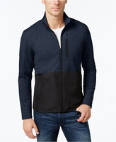 Alfani Men's Colorblocked Knit Jacket, Only at Macy's