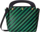 Tory Burch Striped Bermuda Bag Bags