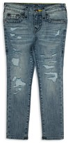 True Religion Boys' Rocco Skinny Jeans - Big Kid