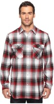 Carhartt Trumball Snap Front Plaid Shirt