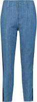 Rag & Bone Chino mid-rise slim-leg pants