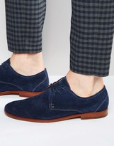Aldo Berg Suede Derby Shoes