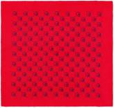 Gucci GucciGhost silk pocket square