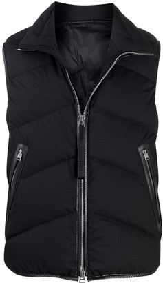 Tom Ford Quilted Padded Gilet