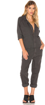 Mother Zipper Riveter Jumpsuit