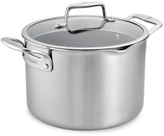 Zwilling J.A. Henckels Zwilling Clad CFX 8-Quart Stainless Steel Ceramic Nonstick Dutch Oven