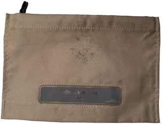 Louis Vuitton Beige Polyester Purses, wallets & cases
