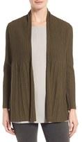 Eileen Fisher Women's Wool Cardigan