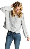 Roxy Junior's Don't Think Twice Cropped Sweater