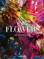 Assouline Flowers: Art & Bouquets book