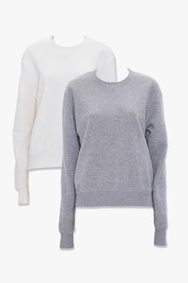 Forever 21 Fleece Sweatshirt Set