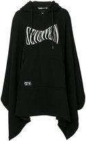 Kokon To Zai Seventeen embroidered poncho